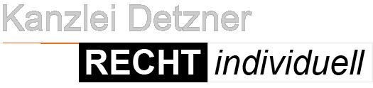 recht individuell kanzlei detzner berlin